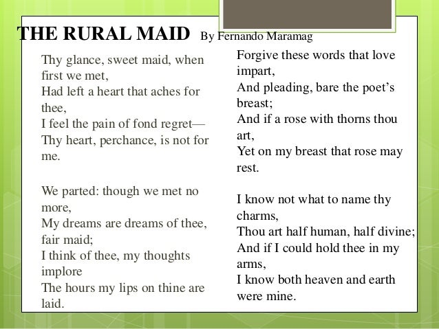 jose rizal essays poems