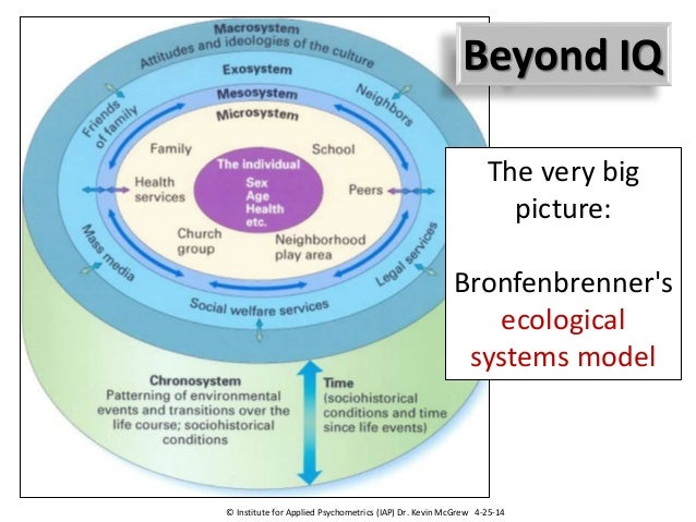 the bioecological model of human development Proximal processes and causality in human development human development and evolved as a bioecological model the bioecological model is used widely and has.