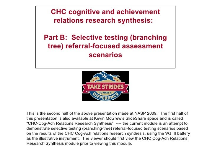 This is the second half of the above presentation made at NASP 2009.  The first half of this presentation is also availabl...
