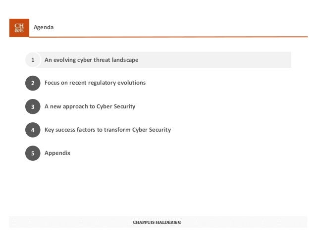 CH&Cie Cyber Security - CIB - Teaser Slide 2