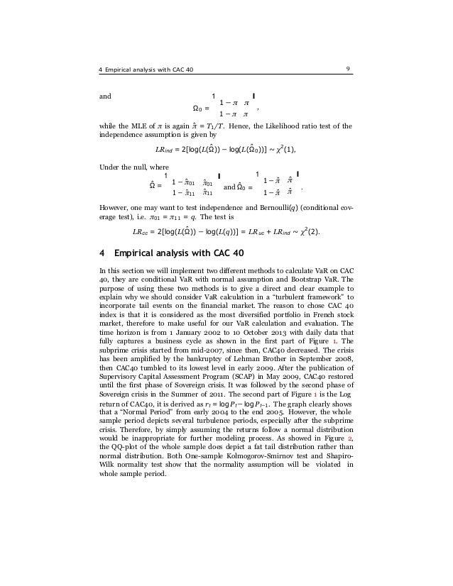 Le Cac 40 Explication Essay - image 10