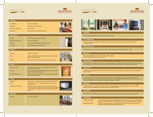 Chd avenue 106 brochure