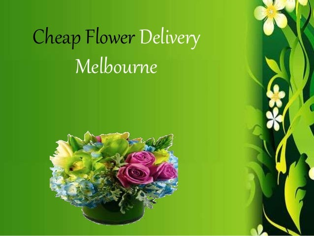Buy Cheap Flowers in Melbourne CBD Same Day Flower Delivery Services