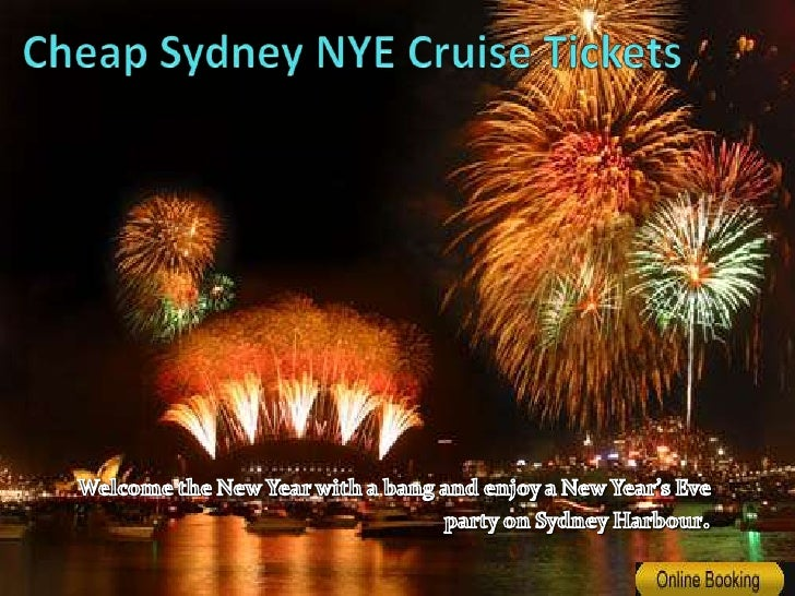 New Years Eve Cruise Options