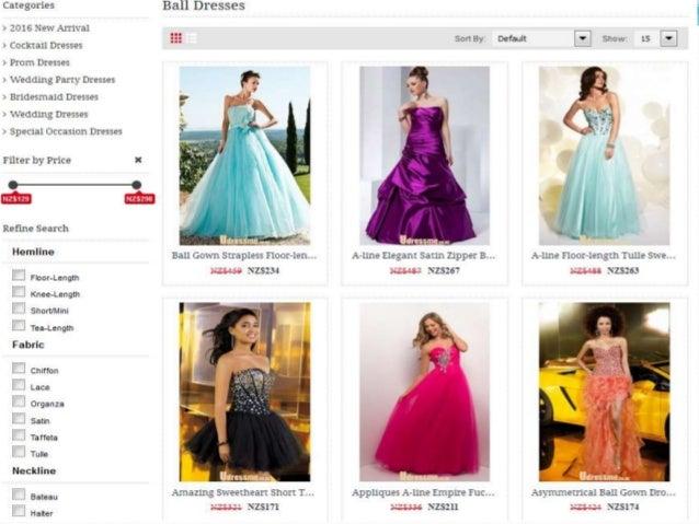 Cheap Ball Dresses Nz Online For Sale