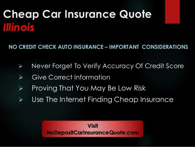 Illinois Cheapest Car Insurance