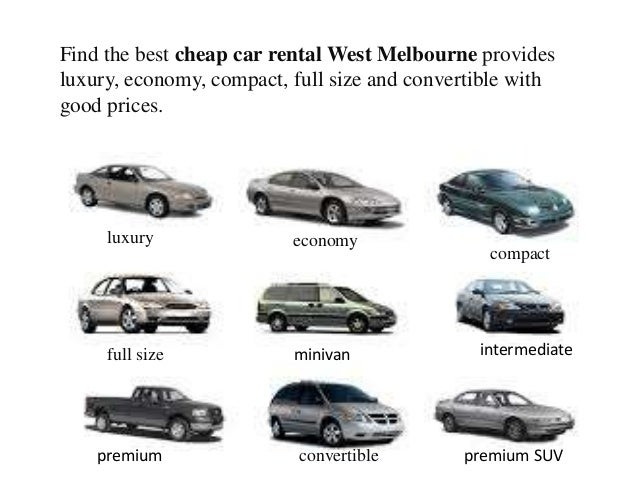 How to Find Best Cheap Car Rental West Melbourne