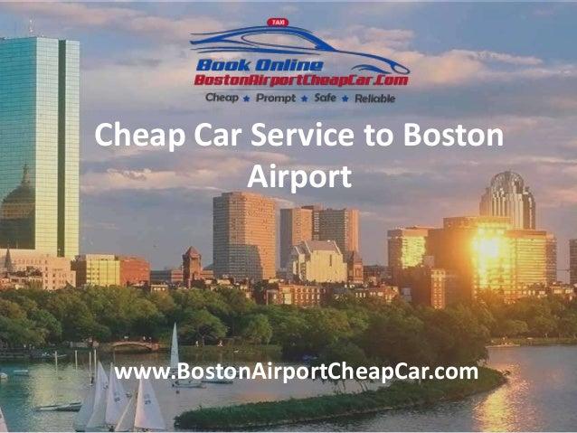 Cheap Car Service Logan