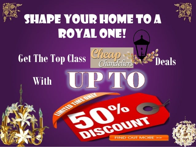 Shape Your Home To A Royal One! Get The Top Class Deals With