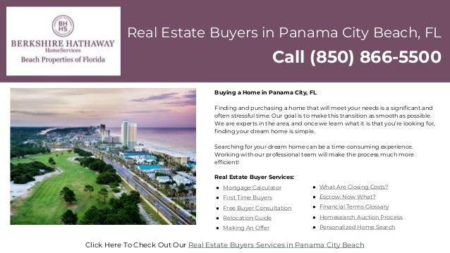 Condos in Panama City Beach FL  (850) 866-5500 - chad miller - panama city beach realtor Slide 3