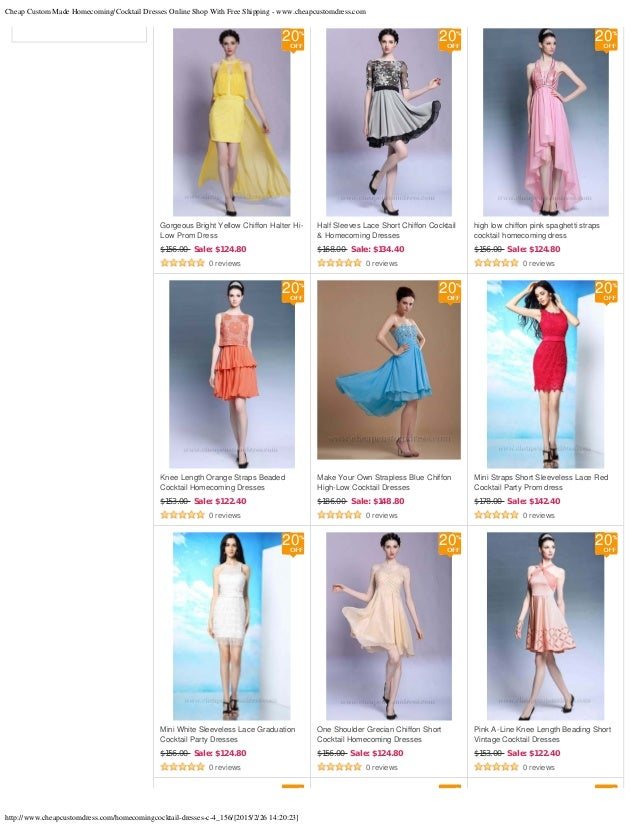 Online clothes shopping sites with free shipping