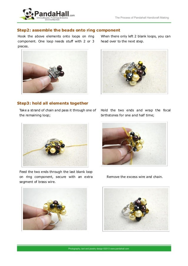 how to make ring net