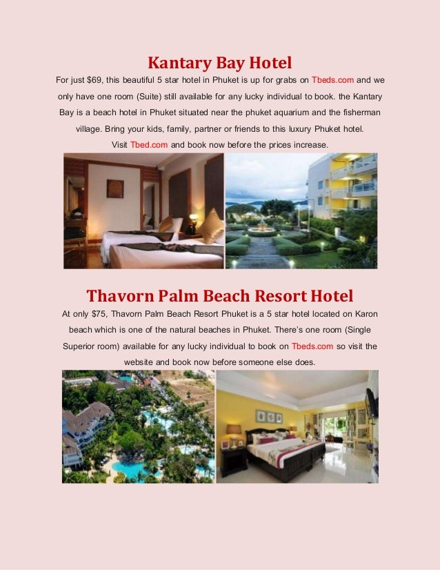 3 kantary bay hotel for just 69 this beautiful 5 star hotel in phuket