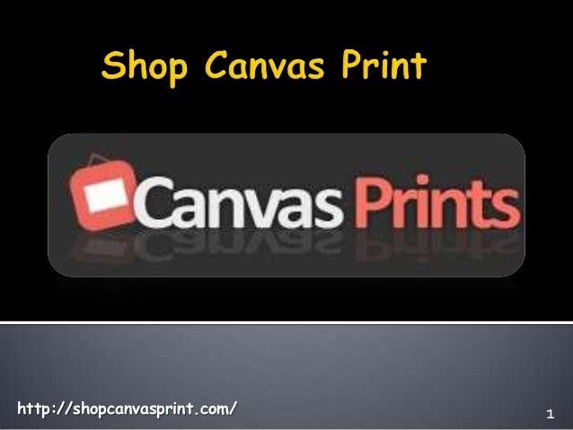 cheapest canvas prints - shopcanvasprint.com