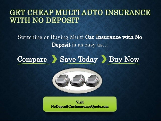 Multi Car Insurance Quotes >> Cheapest Multiple Car Insurance Quotes At Lowest Rates