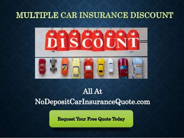 Multiple Insurance Quotes Best Cheapest Multiple Car Insurance Quotes At Lowest Rates