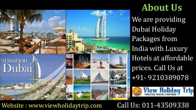 Cheapest Holiday Packages To Dubai | lifehacked1st.com