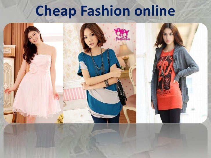 Celebrity clothing online
