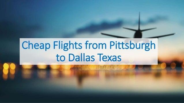 Texas trip round tickets dallas plane to