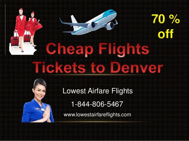 When is the best time to fly to Denver?