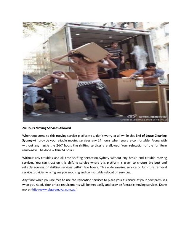 Cheap Furniture Removal Sydney Easy To Move At Cost