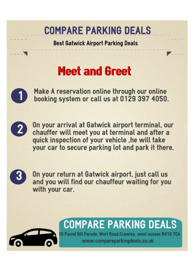 Cheap gatwick parking deals compare parking deals best gatwick airport parking deals meet and greet make a reservation online through m4hsunfo