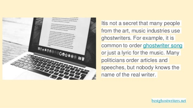 Popular presentation ghostwriters service ca cover letter spanish interpreter