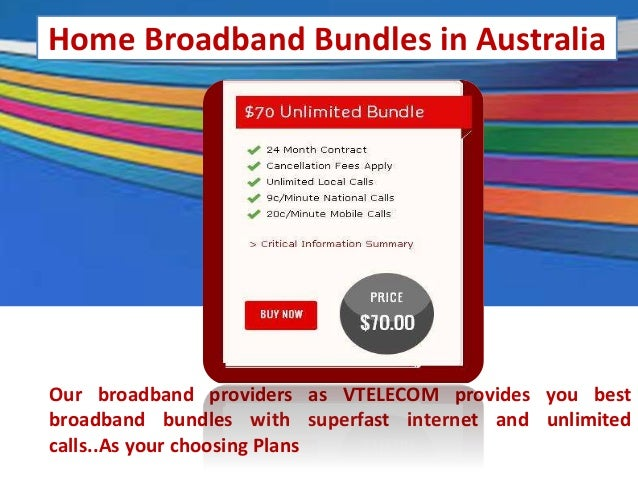 cheap home phone broadband bundles in australia