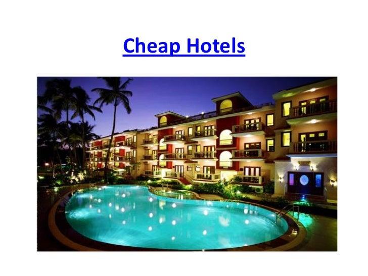 Cheap Hotels