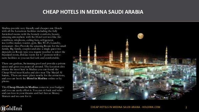 Star Hotels In Medina Saudi Arabia