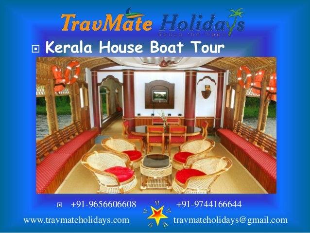 Best Kerala Houseboat Tour Packages Slide 3
