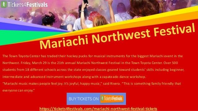 Mariachi Northwest Festival Tickets 2019 Slide 2