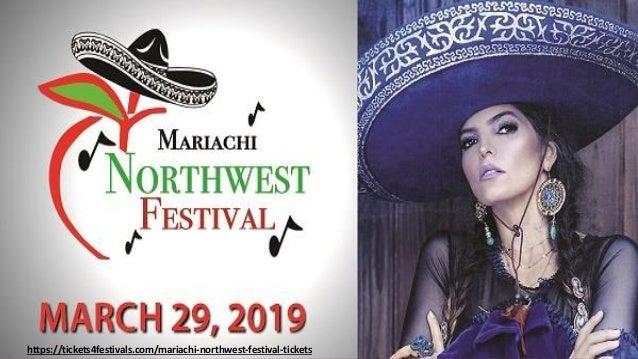 Mariachi Northwest Festival Tickets 2019 Slide 3