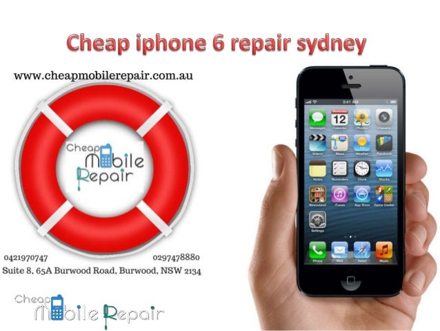 Cheap Iphone Repair Sydney