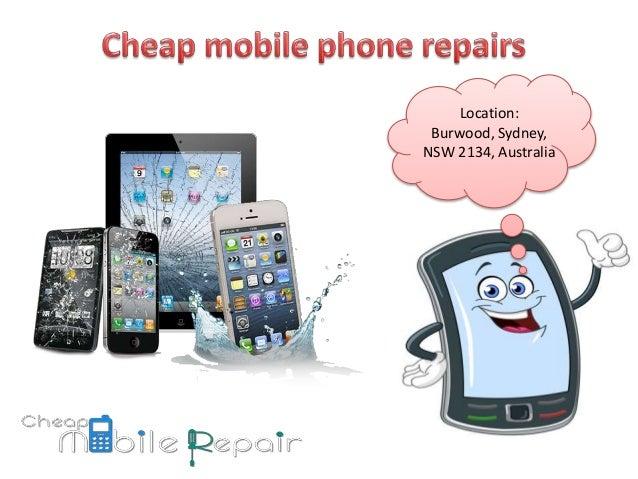 Sony Xperia repair Sydney