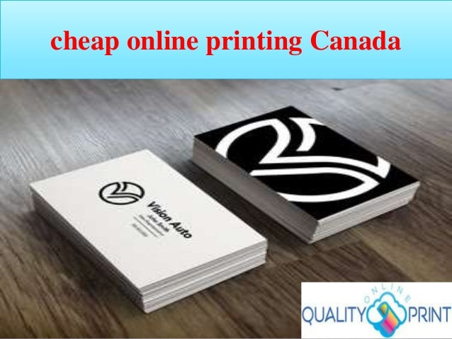 cheap online printing canada