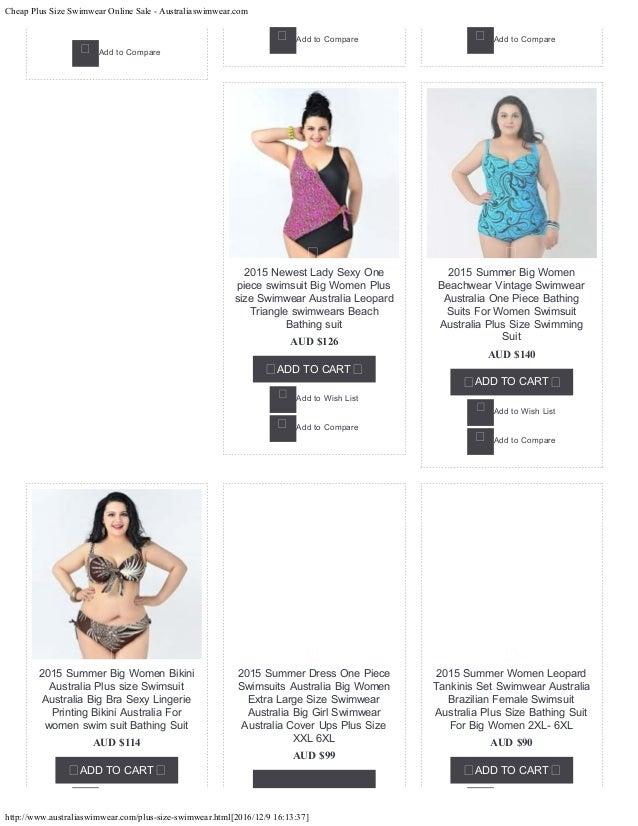 Cheap plus size swimwear online sale   australiaswimwear.com Slide 2