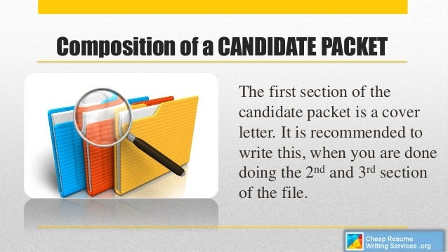 cheap resume writing services vs candidate packet useful insight 5
