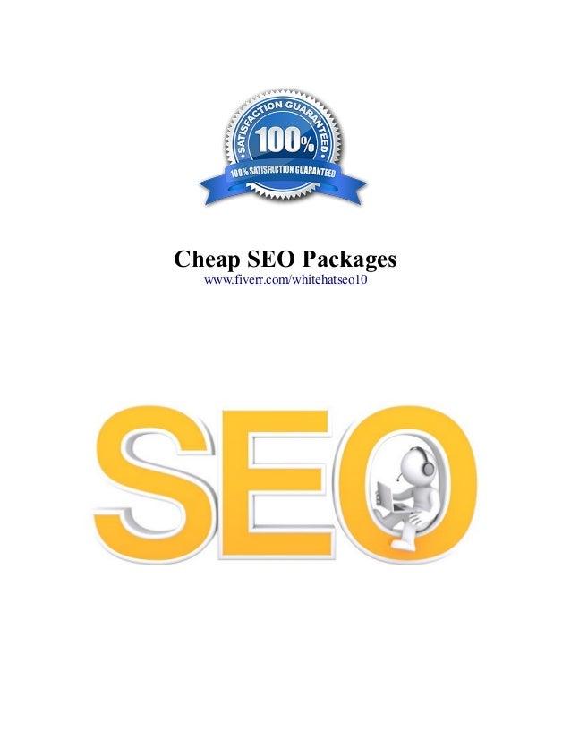 Cheap SEO Packages www.fiverr.com/whitehatseo10