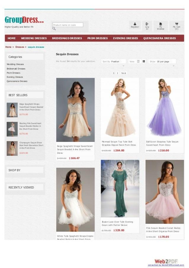 Categories Wedding Dresses Bridesmaid Dresses Prom Dresses Evening Dresses Quinceanera Dresses BEST SELLERS Beige Spaghett...