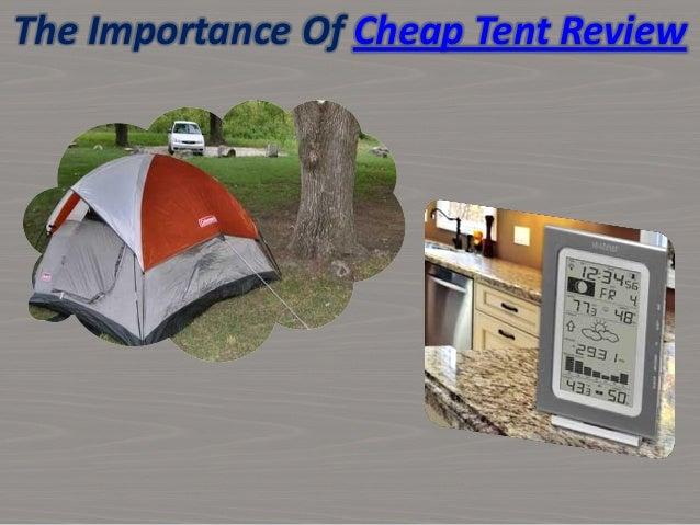 Cheap tents Slide 2