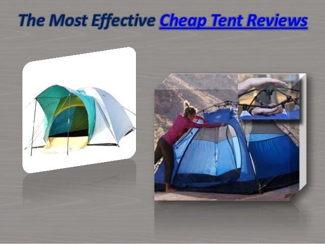 Cheap tents Slide 3