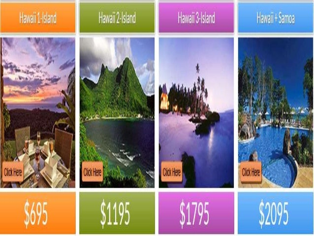 Cheap deals from sydney to hawaii