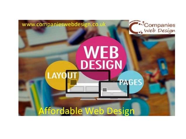 Cheap website design web designers london web design for Design companies london