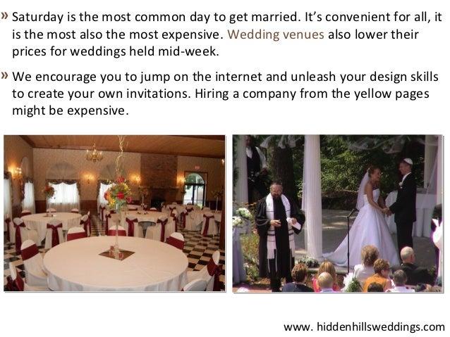 Cheap Wedding Venues In MA