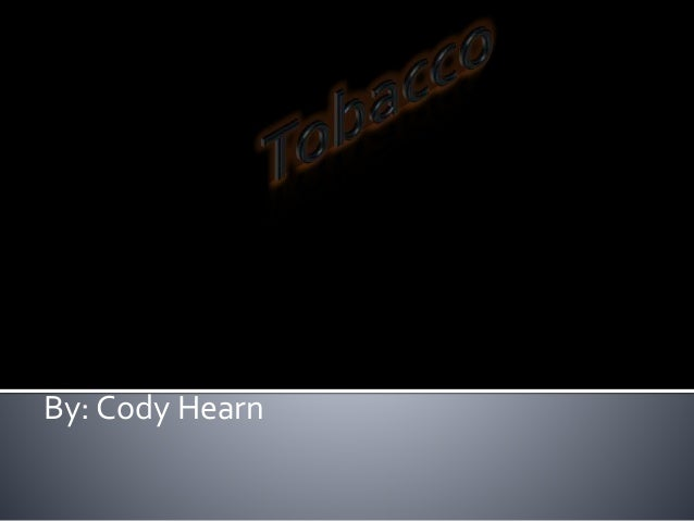 By: Cody Hearn