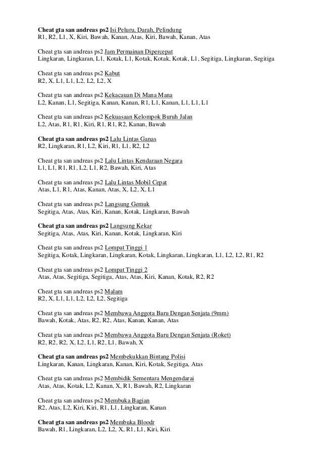 Les Codes De Gta San Andreas Ps2 En Arabe Startimes - gaurani