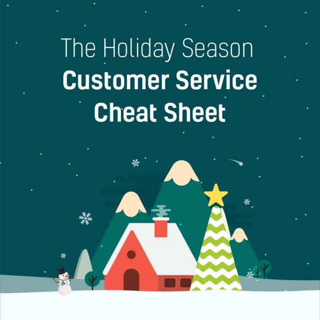 Optimizing your customer support this holiday season.