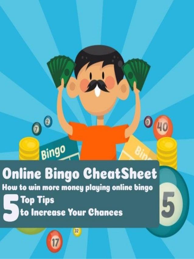 Online bingo at home decor