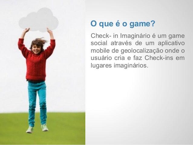 Check-ins imaginários Slide 3